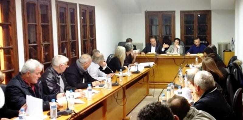 Πρόσκληση  6ης  Τακτικής Συνεδρίασης  Δημοτικού Συμβουλίου