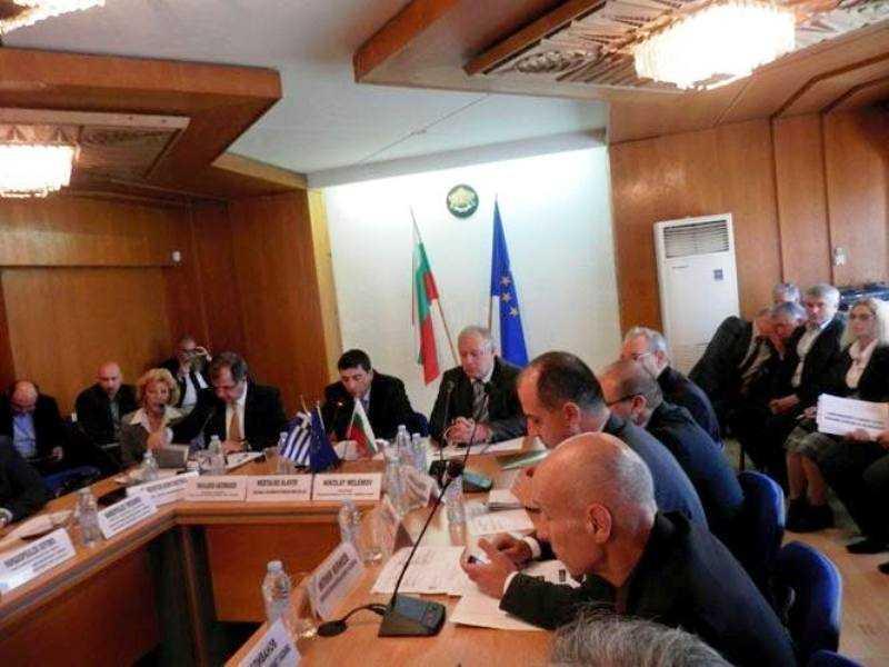 Κοινές προσπάθειες απορρόφησης Ευρωπαϊκών κονδυλίων με την Βουλγαρία
