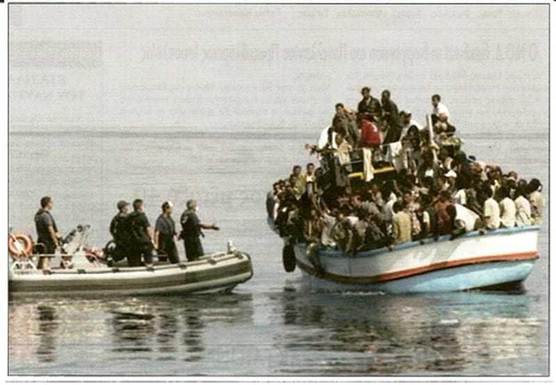 Έχει το δικαίωμα η Κυβέρνηση να προστατεύει μόνο τους λαθρομετανάστες;