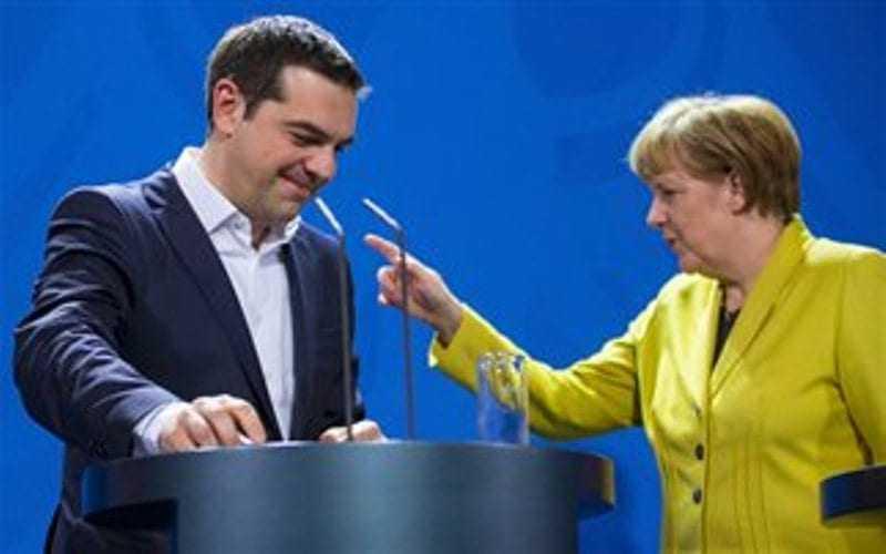 «Η Μέρκελ δεν μπορεί να διακινδυνεύσει την απώλεια της Ελλάδας ως εταίρου»