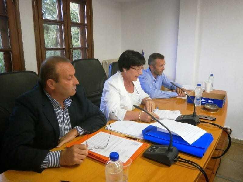 Συνεδρίαση Δημοτικού Συμβούλιου Τοπείρου