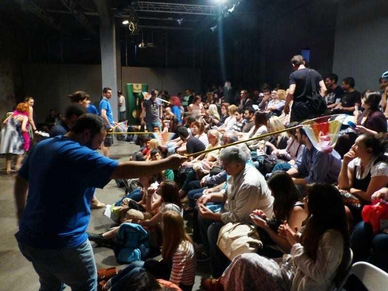 Scratch Night @ Bob Theatre Festival Διαγωνισμός