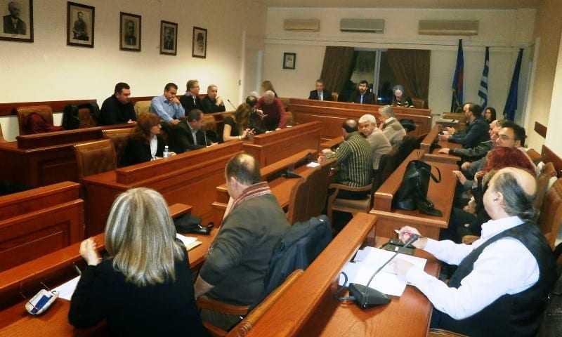 Συνεδρίαση Δημοτικού Συμβουλίου Ξάνθης