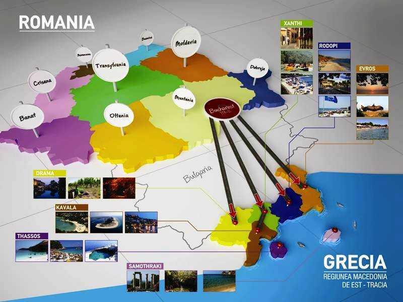 Η Περιφέρεια ΑΜ-Θ φιλοξενεί 40 Ρουμάνους Δημοσιογράφους και Τουριστικούς Πράκτορες