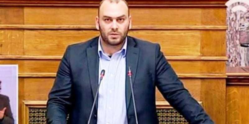 Συνέχεια της θεωρίας του ΣΥΡΙΖΑ  από τον κ. Γιαννακίδη