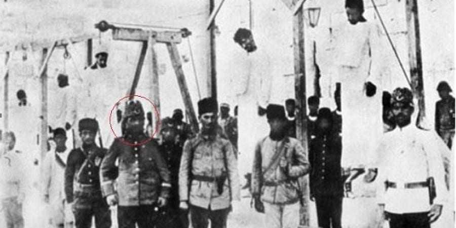 Αρμενική Γενοκτονία – Τα έγγραφα του Φόρειν ΄Οφις