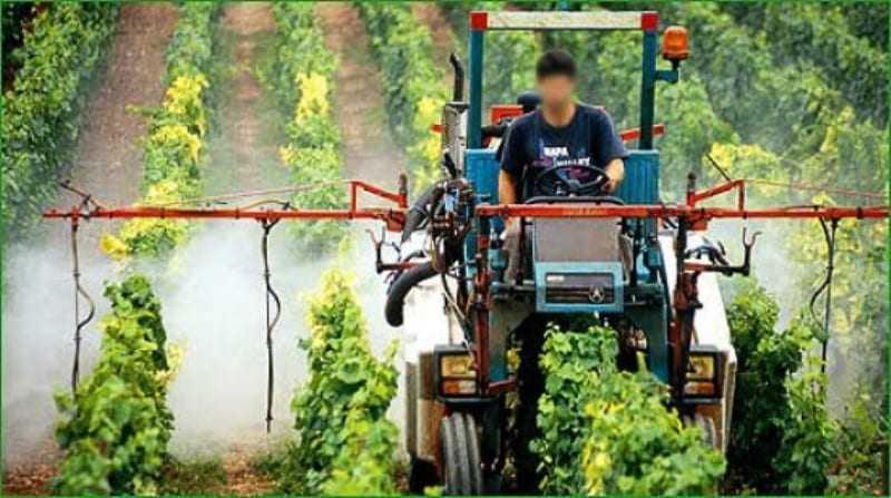 Πιστοποίηση αγροτών για την χρήση φυτοφαρμάκων