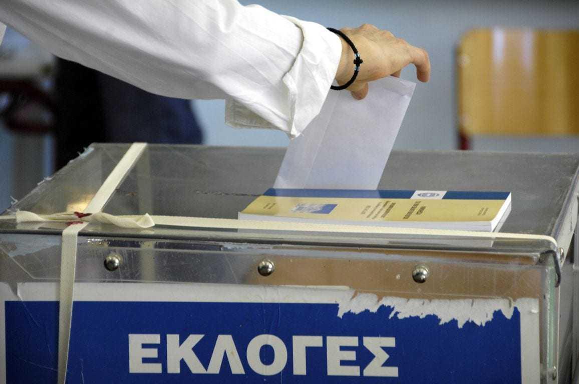 Ναι στις εκλογές όχι στο δημοψήφισμα