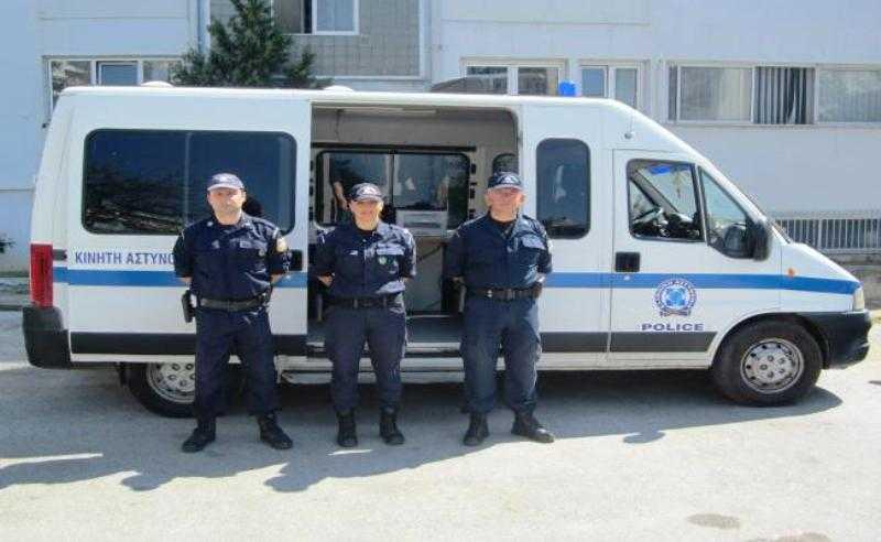 Κινητή Αστυνομία Ξάνθης