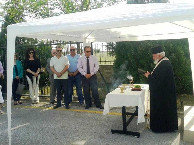 Οι οδηγοί του ΚΤΕΛ Ξάνθης τίμησαν τον Άγιο τους
