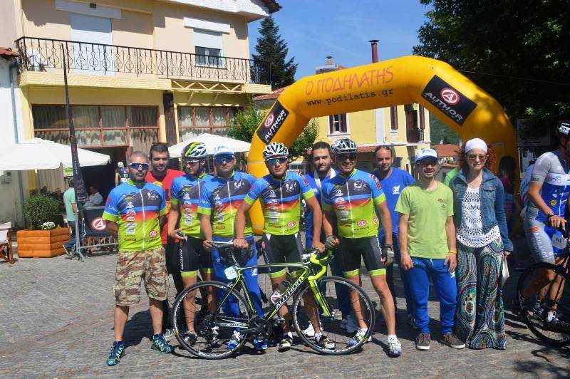 Ολοκληρώθηκε το τέταρτο διήμερο φεστιβάλ ποδηλάτου Rodopi  Nestos Open Bike Festival