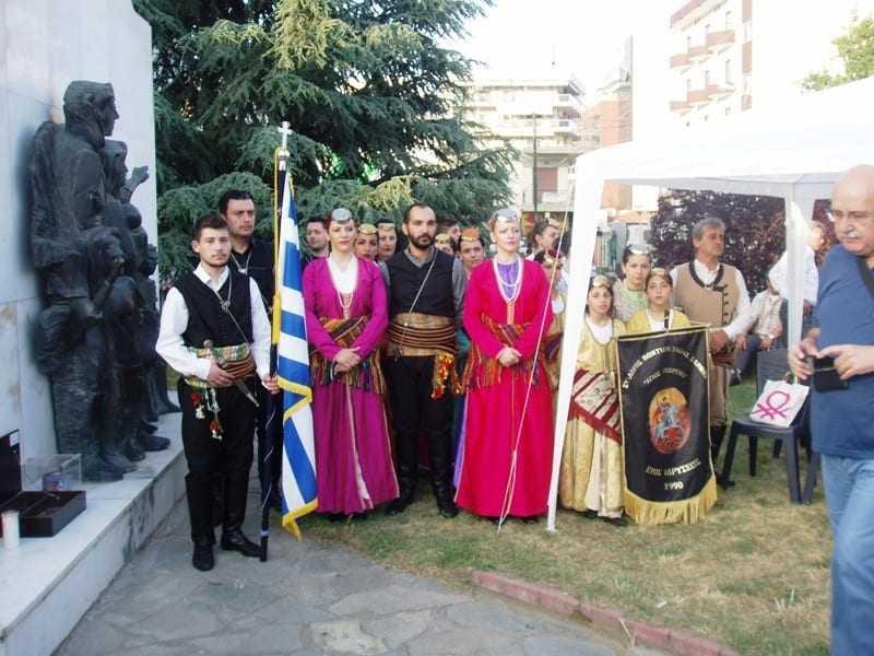 Γενοκτονία των Ελλήνων του Πόντου.