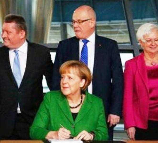 Διαφωνίες στο εσωτερικό της γερμανικής συγκυβέρνησης προκαλεί η διάσωση της Ελλάδας