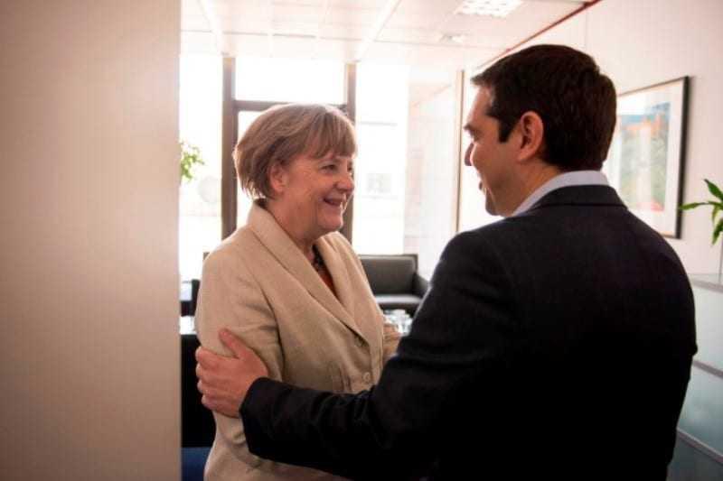 Η Μέρκελ προειδοποίησε ότι πρέπει να γίνει «πολλή δουλειά» μέχρι να βρεθεί λύση για την Ελλάδα,