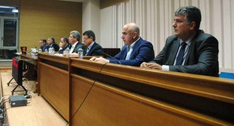 Πρόσκληση 9 ης συνεδρίασης Περιφερειακού Συμβουλίου Α. Μ. Θ.