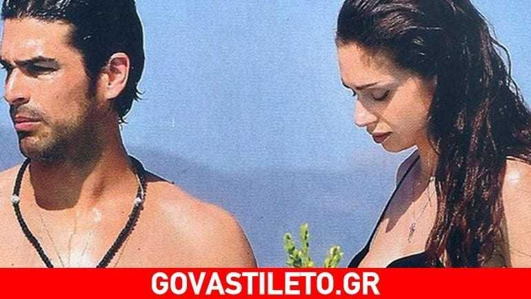 Αναδιώτης- Σταματοπούλου: Φόρεσαν τα μαγιό του και απόλαυσαν τις βουτιές τους!