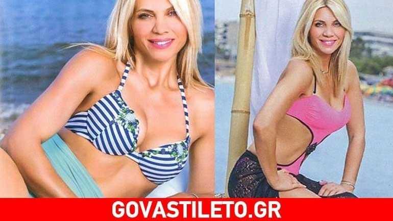 Φωτεινή Γεωργαντά: Δεν διστάζει να πει την ηλικία της και αν έχει κάνει botox