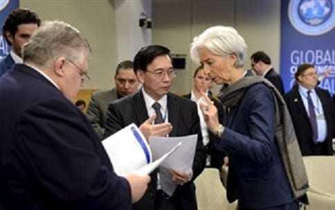 Πίεση Λαγκάρντ στο ΔΝΤ να μείνει μυστική η συνάντηση για την Ελλάδα