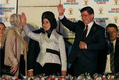Σχηματισμό κυβέρνησης συνασπισμού θα επιδιώξει το AKP