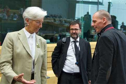 Βερολίνο: Πράσινοι και Σοσιαλδημοκράτες επικρίνουν τον ρόλο του ΔΝΤ στις διαπραγματεύσεις