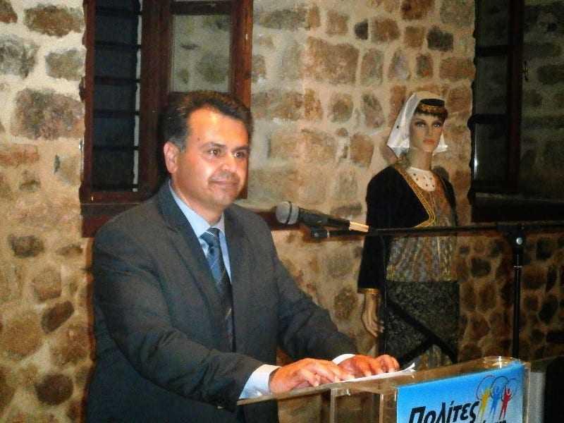 Γ. Τσιτιρίδης: «Πρέπει να ευαισθητοποιηθούμε όλοι»