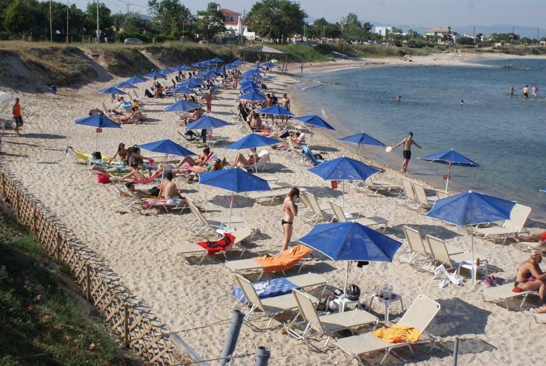 Βραβείο ποιότητας « Γαλάζιες Σημαίες 2015» για τρεις παραλίες του Δήμου Αβδήρων
