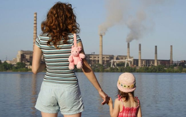 Εάν τηρηθούν τα παγκόσμια πρότυπα για την ποιότητα του αέρα θα σωθούν εκατομμύρια ζωές