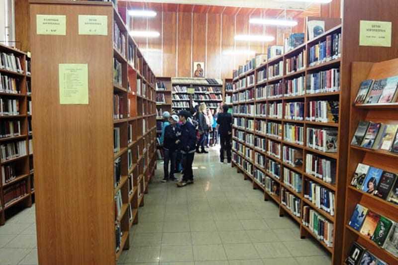 """""""Εδώ δεν είναι μόνο βιβλιοθήκη…"""""""