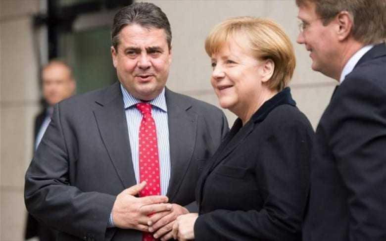 Έκτακτη συνάντηση Μέρκελ – Γκάμπριελ με θέμα την Ελλάδα