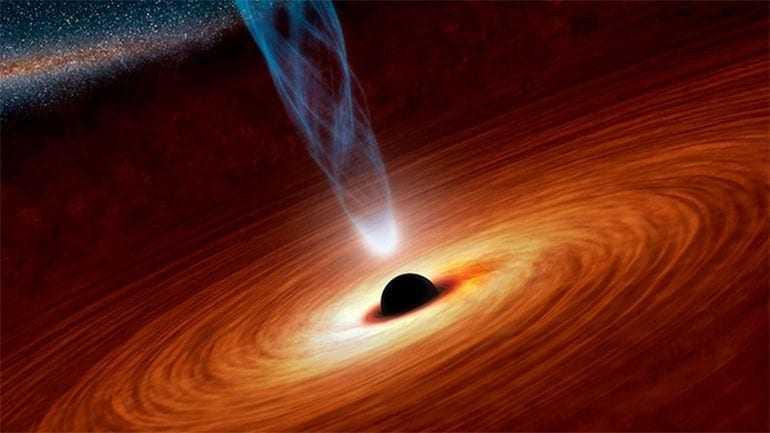Αστρονόμοι ανακάλυψαν πέντε υπερ-τεράστιες μαύρες τρύπες που «καταπίνουν» τα πάντα γύρω τους