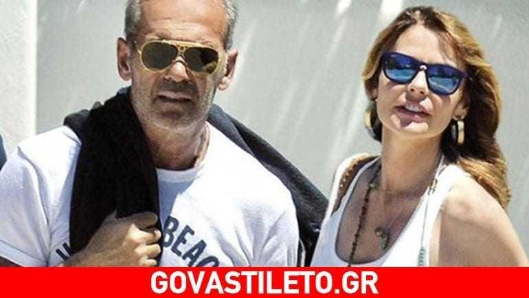 Μπαλατσινού- Κωστόπουλος: Χώρισαν αλλά κάνουν μαζί διακοπές στην Πάτμο!
