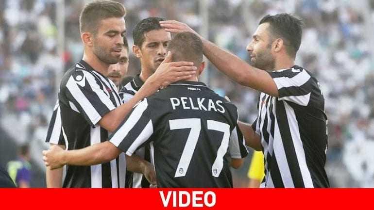 «Εξάσφαιρος» ο ΠΑΟΚ-Προκρίθηκε συντρίβοντας 6-0 τη Λοκομοτίβα