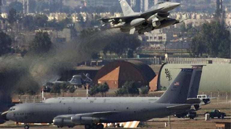 Τουρκία: Επιρέπει στις ΗΠΑ να χρησιμοποιήσει τη βάση του Ιντσιρλίκ κατά του Χαλιφάτου