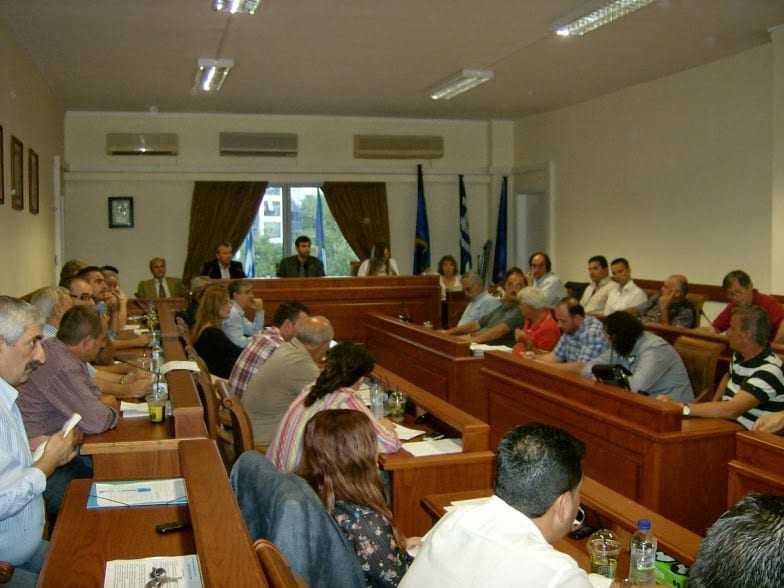 Με 19 θέματα η συνεδρίαση του Δημοτικού Συμβουλίου Ξάνθης
