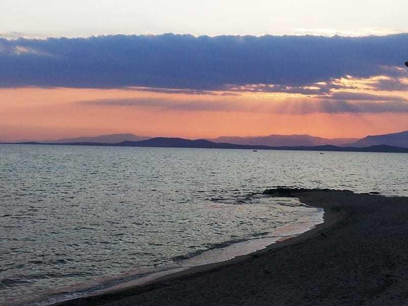 ΦΩΤΟΡΕΠΟΡΤΑΖ: Ηλιοβασίλεμα στο Φανάρι