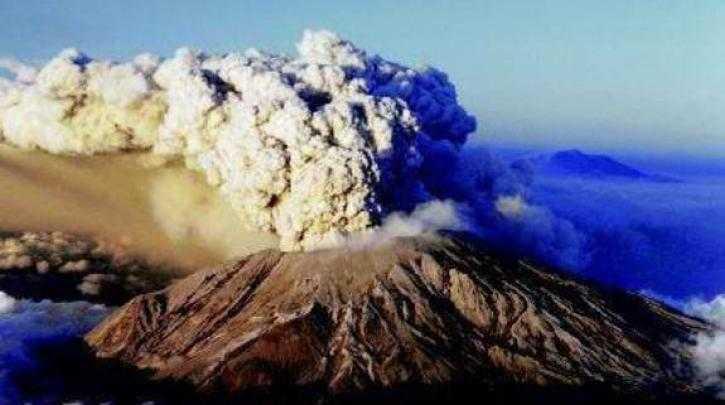 Οι ηφαιστειακές εκρήξεις αλλάζουν το κλίμα και την πορεία της ανθρώπινης ιστορίας
