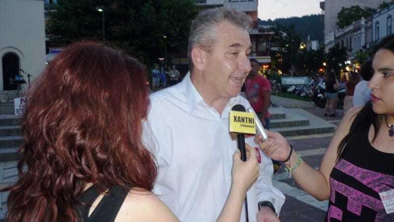 Χ. Δημαρχόπουλος: «Πήραν εντολή να διαπραγματευτούν»