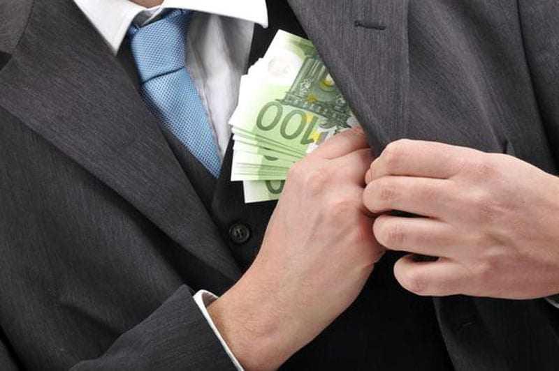 Τέρενς Κουικ για την διαφθορά