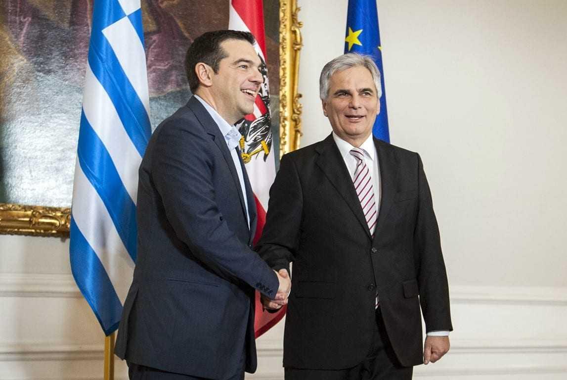 H δημοσιονομική κατάσταση της Αυστρίας μοιάζει αρκετά με της Ελλάδας, προειδοποιεί η FAZ