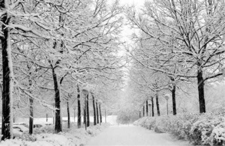 Ο κρύος καιρός σκοτώνει περισσότερους ανθρώπους από ό,τι ο ζεστός