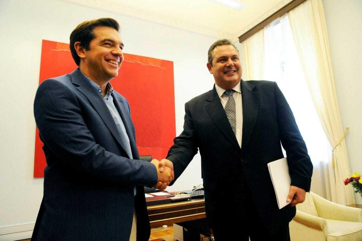 Τσίπρας: Οφείλουμε σεβασμό στη δημοκρατική διαδικασία