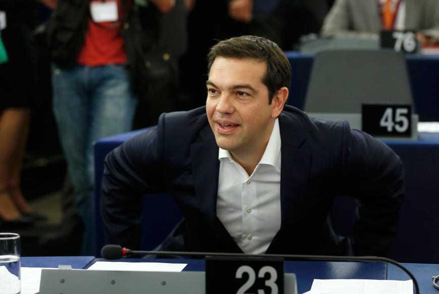 Α. Τσίπρας: Θα καταθέσουμε αύριο συγκεκριμένες προτάσεις