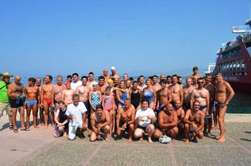 Σύλλογος Χειμερινών Κολυμβητών & Θαλάσσιων Αθλημάτων «Η Θασοπούλα» Κεραμωτή  Ευχαριστήριο