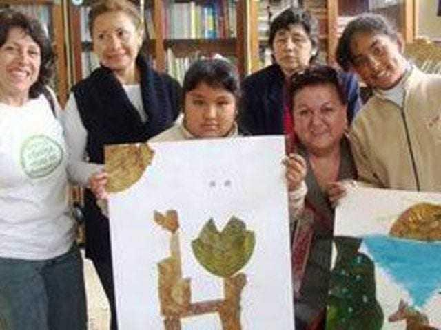 Μια Ελληνίδα πρωτοστατεί στη συγκρότηση και λειτουργία του πρώτου Μουσείου Παιδικής Τέχνης, στη Λίμα του Περού