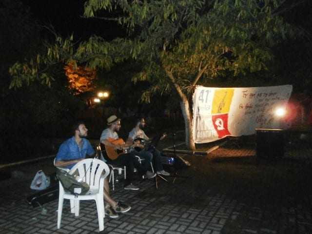 Προφεστιβαλική εκδήλωση ΚΝΕ στο Εράσμιο Ξάνθης