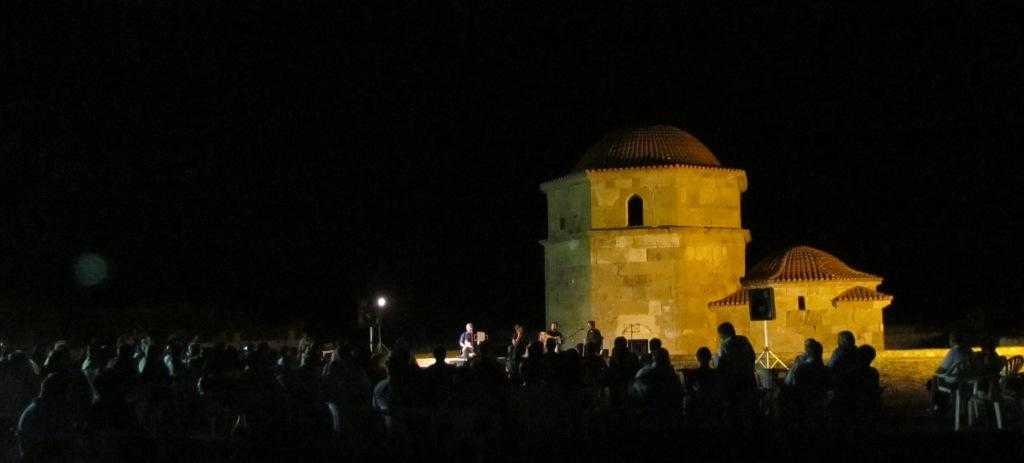 Συναυλία «θρησκευτικότητα και μουσικός πολιτισμός στην Οθωμανική ύπαιθρο» με το μουσικό σύνολο Maye
