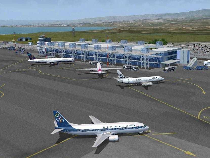 για την υπογραφή της σύμβασης παραχώρησης των 14 περιφερειακών αεροδρομίων