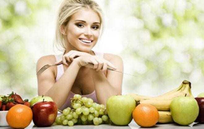 Αληθινά ευτυχισμένοι όσοι τρώνε φρούτα και λαχανικά!