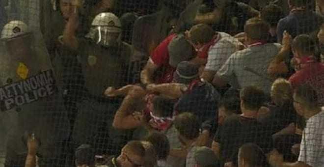 Οι αστυνομικοί να προστατεύσουν την ζωή και την περιουσία των πολιτών.