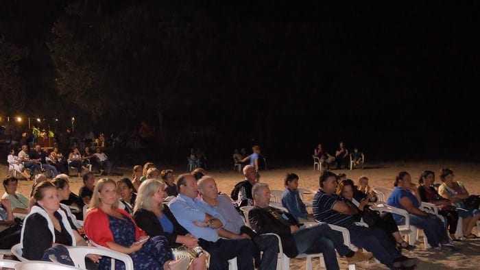 Οι πολιτιστικό σύλλογοι του Δήμου Τοπείρου στο 1ο Φεστιβάλ Via Egnatia